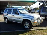2002 JEEP CHEROKEE 3.7 LIMITED 4X4