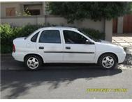 Opel Corsa 160i Sedan 1999. Good condition