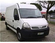 2006 NISSAN INTERSTAR 2.5