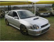 Subaru Impreza 2.5 STI WRX ASE conversion to swop/trade or sale