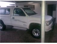 Toyota Hilux 4x4 wanted
