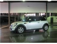 2012 Mini Cooper Mark III Facelift (90 kW) Steptronic