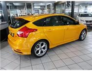 BRAND NEW FORD FOCUS ST
