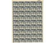 Scarce Rhodesian 1949 sheet of 45 stamps high value!!!!!!!!U