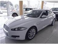 2012 Jaguar XF 2.2D (140 kW) Luxury