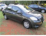 2008 Toyota Yaris T3 1.3 Sedan (Manual)