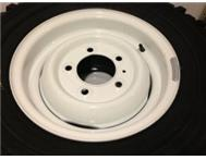 Land Rover Defender Steel Rims