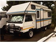 1992 MITS L300 MOTORHOME 2L PETROL.FULLY EQUIPPED.R99000.