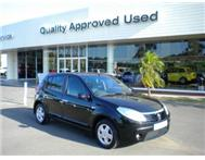 2009 Renault Sandero LEAGUE 1.6 8V 5Dr