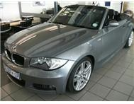 2009 BMW 1 SERIES 120i Convertible