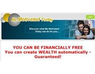 BeMotivatedToday Work From Home in Network & MLM Marketing Gauteng Berea North - South Africa