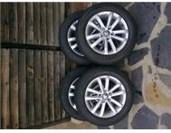 VW POLO VIVO mags & tyres