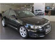 2012 Audi A3 3-door 1.4T FSI Attraction