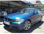 2007 BMW 3 SERIES 330i (E90) (200kW) Auto