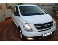 Hyundai H1 Diesel automatic 9 seater wagon--2011 model