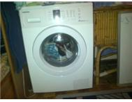 SAMSUNG DIAMOND FRONT LOADER WASHING MACHINE - AS NEW