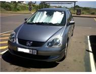 FOR SALE PRIVATE Honda Civic 170i VTec