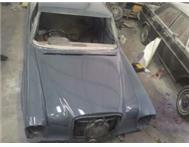Mercedes Benz w109 V8 Automatic Floorshift Restoration Project