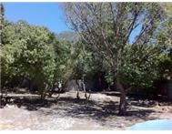 Plot with plans in hout bay center close shops and beach