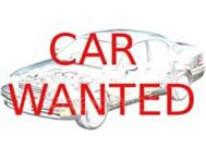 Car / SUV Wanted Urgently