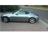 Nissan 350Z Roaster (only 54000km s)