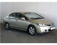 Reference Number:159-2043328. Honda Civic sedan 1.8 VXi automatic (2043328) at CMH Honda Menlyn