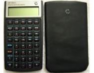 Financial Calculator HP 10bII Hatfield
