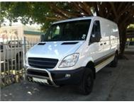 2011 Merc Sprinter 4x4 318CDI Panel Van For Sale