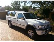2002 Isuzu KB300 TDi LX LWB GOOD CONDITION view in Paarl