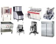 restaurant catering equipment availble