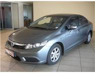 2012 HONDA CIVIC 1.8 COMFORT