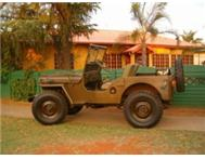 WILLYS JEEP Srares