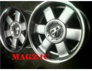 MAGZ4U- WHEEL & TYRE EXPERTS 15 17 VELO WITH DISH