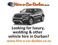 Hire A Car Durban Wedding Store in Weddings & Honeymoon KwaZulu-Natal Durban - South Africa