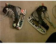 Reebok Performance Ice Skates R900 NEG. see pics and discription
