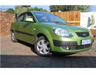 KIA RIO Sedan Metallic green Immac... Pretoria