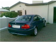 URGENT SALE E46 BMW 320D TURBO DIESEL