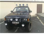 Monster Nissan 1 Tonner 4x4