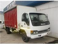 2005 Isuzu 400 Truck 4 Ton Curtainside