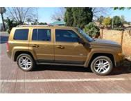 ONE OWNER NEAT JEEP PATRIOT FOR SALE