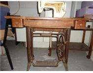 vintage stand for sewing machine