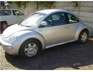 2001 Volkswagen BEETLE 2.0 HIGHLINE
