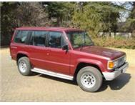 Isuzu Trooper 4 x 4