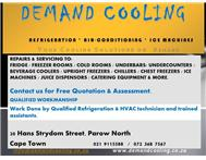 Ice machine repairs & service 0219115588