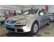 2005 VW Golf 5 2.0 Comfortline FSH from VW Only 126000kms