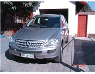 2006 MERCEDES BENZ ML 320 CDi Pretoria