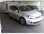 2010 VW GOLF 6 1.4 TSI COMFORTLINE (MAINTENANCE PLAN)