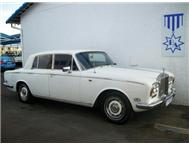 1973 ROLLS-ROYCE SILVER SHADOW V8