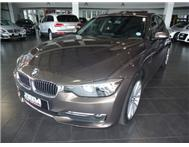 BMW - 320d (F30) Luxury Line Steptronic