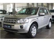 Land Rover - Freelander II 2.2 SD4 S Auto